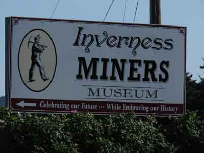 Inverness Miners Museum