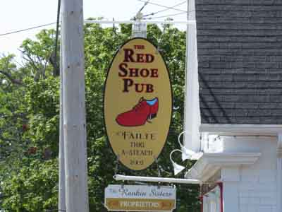 Mabou Red Shoe Pub