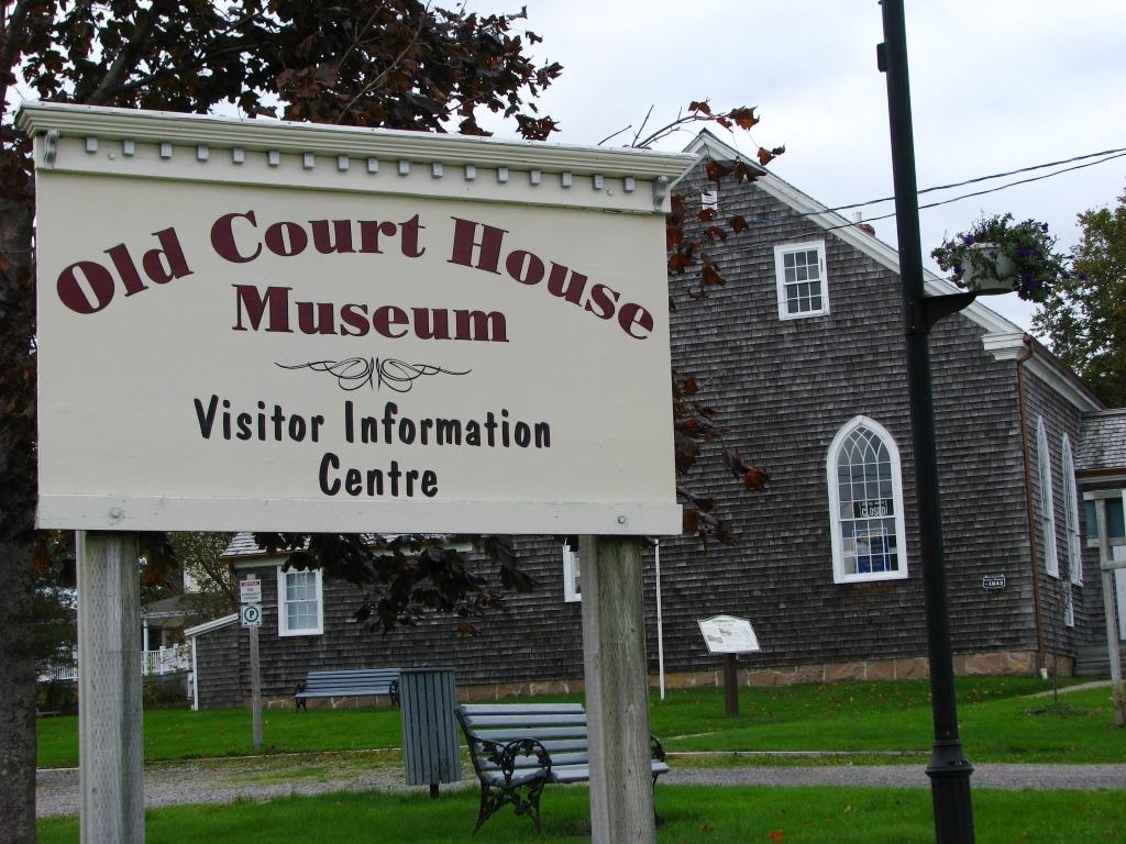Guysborough Old Courthouse Museum