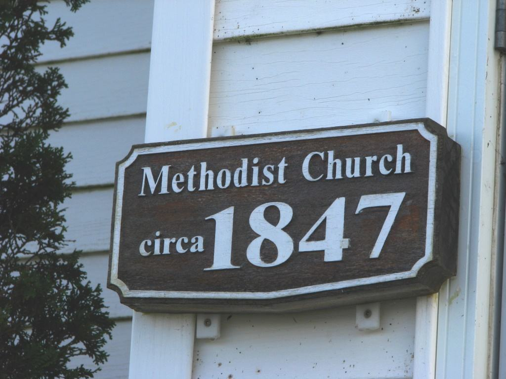 Methodist Church 1847