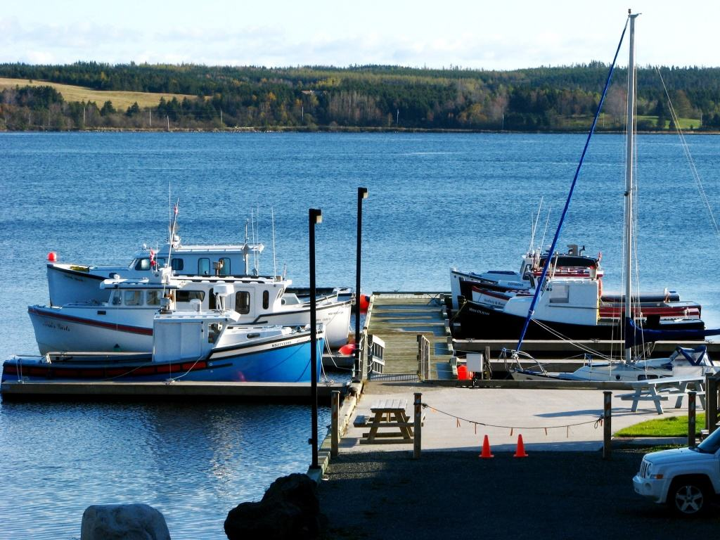 Guysborough Docks