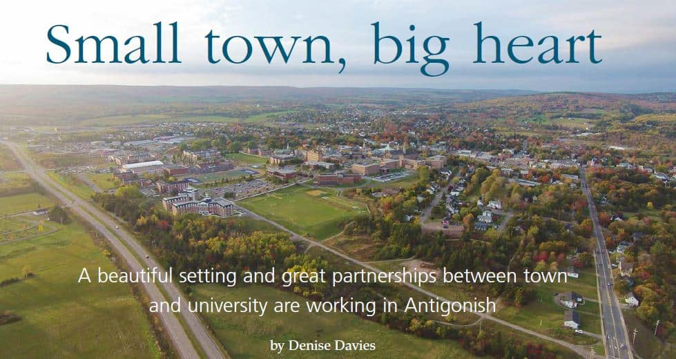 Antigonish Small Town, Big Heart