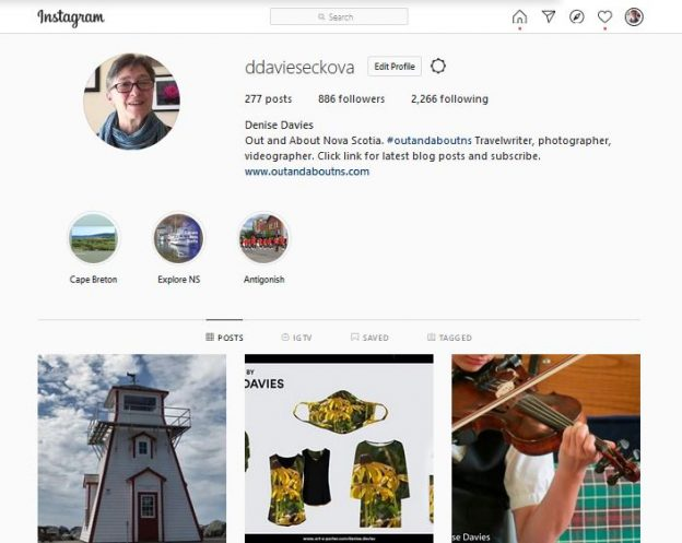 Denise Davies Instagram