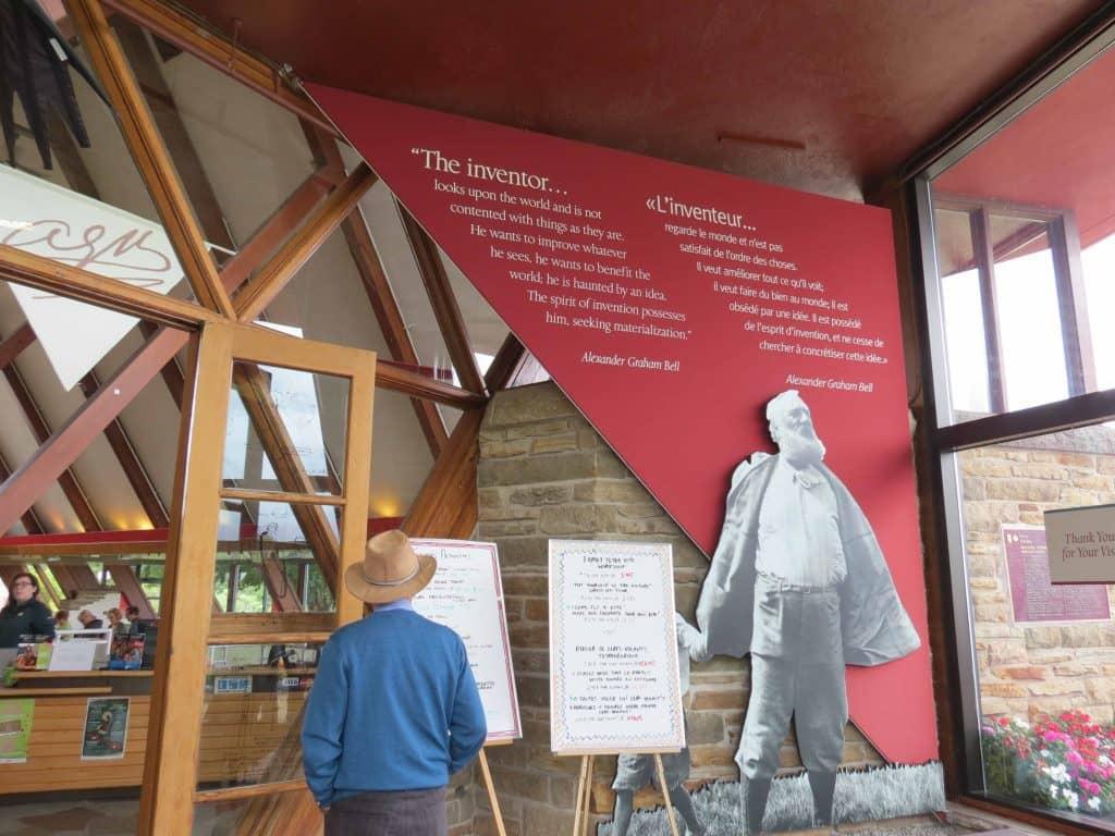 Alexander Graham-Bell Museum, Baddeck