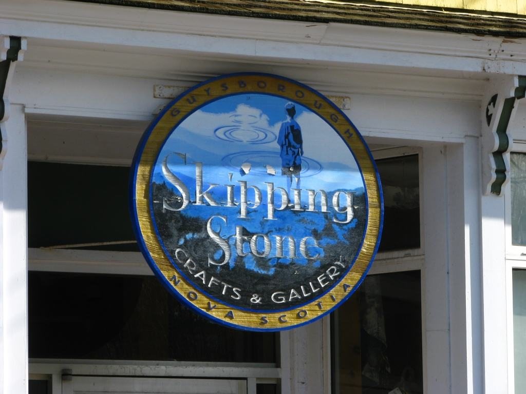 Guysborough - Skipping Stone Crafts & Gallery
