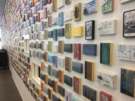 Halifax library Cliff Eyland Art