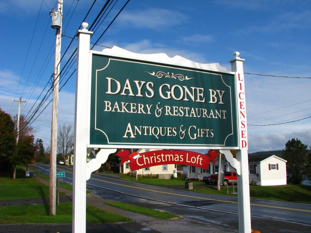 Days Gone By Bakery and Restaurant